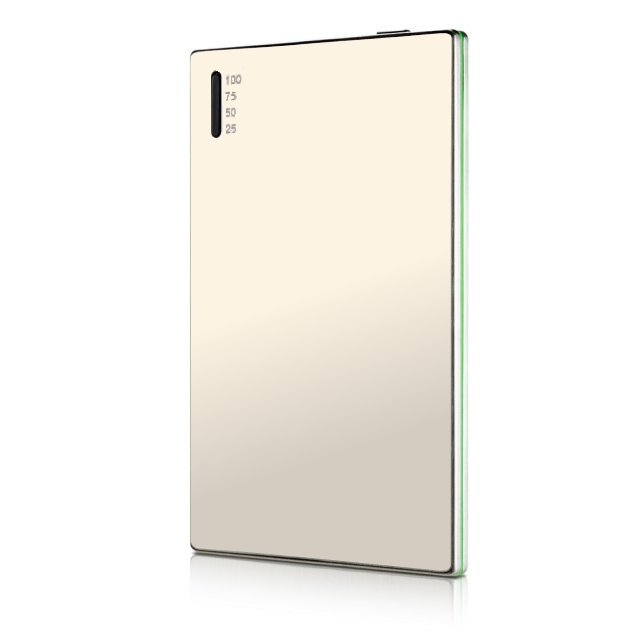 Аккумулятор HIPER Power Bank SLIM2000+ 2000 mAh Golden Mirror