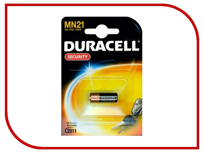 Батарейка A23 - Duracell MN21 BL1 (1 штука) parasound a23 silver