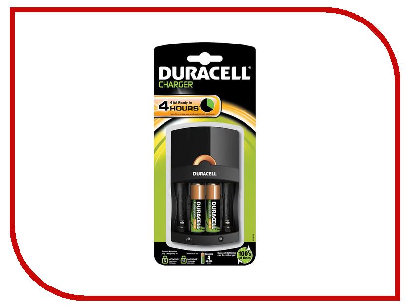 Зарядное устройство Duracell CEF 14 + 2 ак. AA 1300 mAh