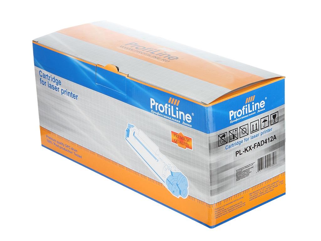 Картридж ProfiLine PL-KX-FAD412A for Panasonic KX-MB2000/2010/2020/2030 6000 копий<br>