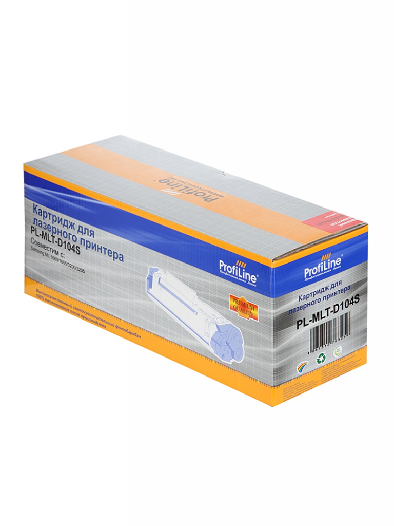 Картридж ProfiLine PL-MLT-D104S for Samsung ML-1666/1660/1661/1665/1676/1670/1673/1674/1678/1860/1861/1865W/SCX3201/3206/3217/3218/3200/SCX-3205w 1500 копий