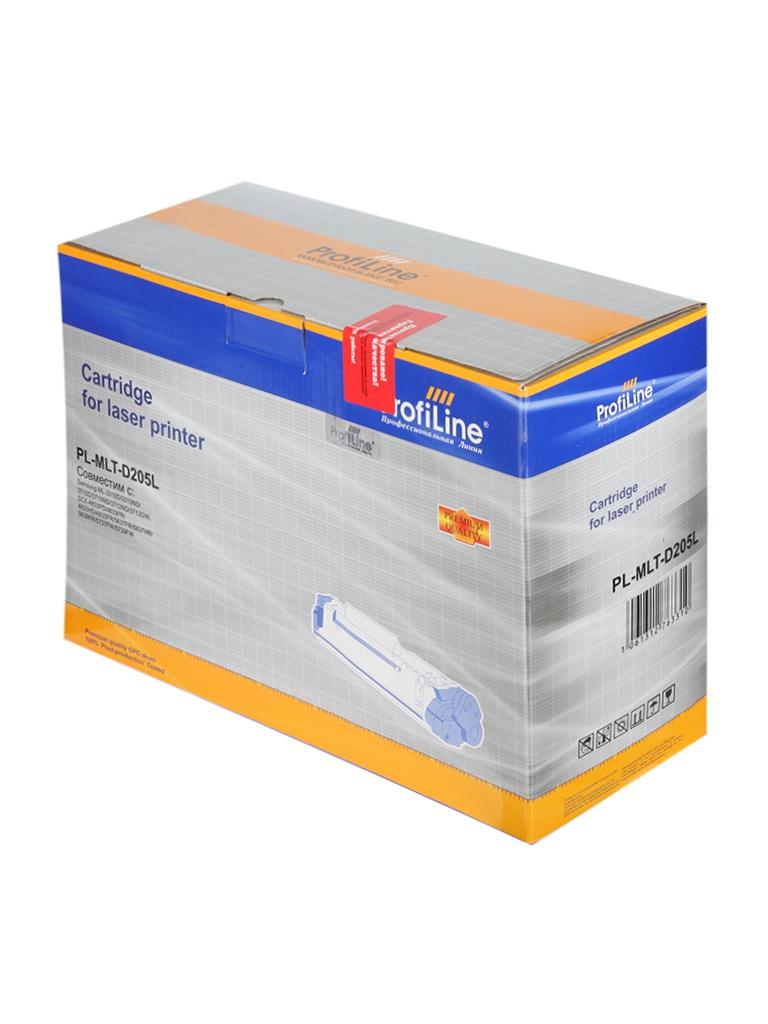 Аксессуар ProfiLine PL-MLT-D205L for Samsung ML-3310D/3710DN/SCX-4833FR/5637FR/5737FR 5000 копий