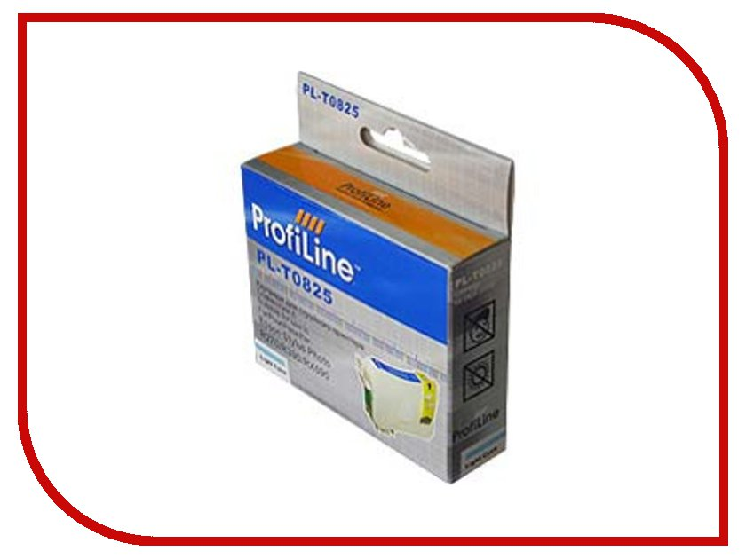 Картридж ProfiLine PL-0825 / PL-0825N for Epson R270/R290/R295/R390/RX590/RX610/RX615/RX690/1410/TX700W/TX800FW/T50 Light Cyan antique style luxury vintage gold mechanical hand winding pocket watch pendant with fob chain for mens womens reloj de bolsillo