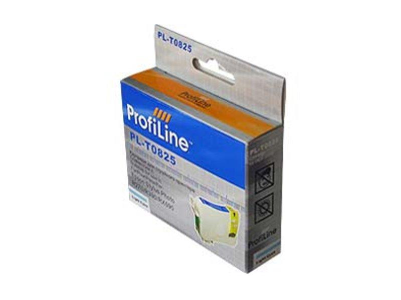 Картридж ProfiLine PL-0825 / PL-0825N for Epson R270/R290/R295/R390/RX590/RX610/RX615/RX690/1410/TX700W/TX800FW/T50 Light Cyan