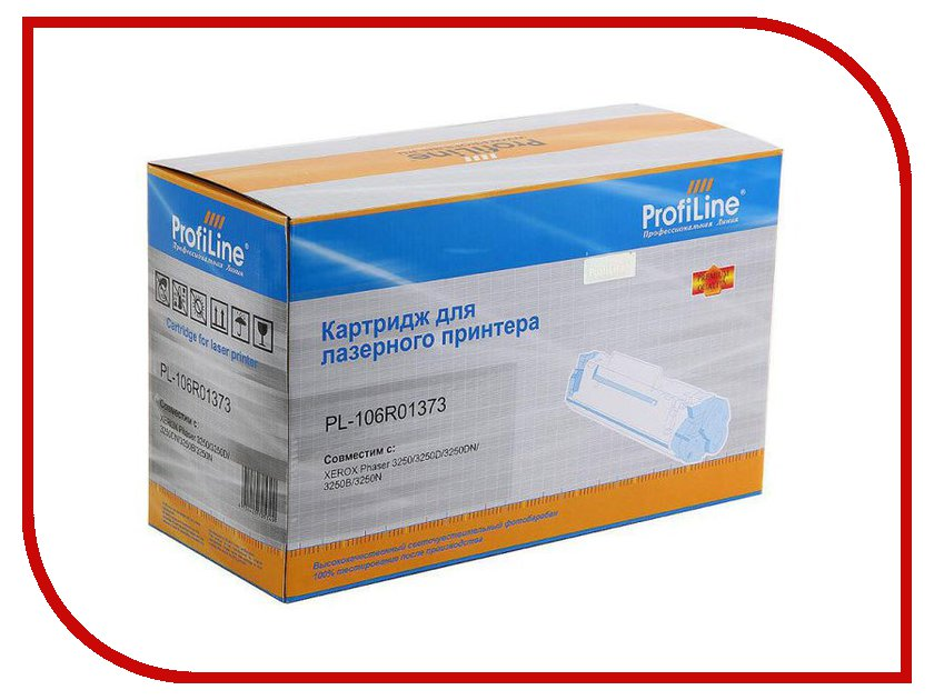 Картридж ProfiLine PL-106R01373 for Rank Xerox Phaser 3250/3250D/3250DN 3500 копий<br>
