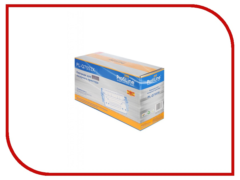 Картридж ProfiLine PL-Q7553X/715 for HP LJP2010/P2014/P2015/2015d/2015n/M2727/M2727nf/M2727 7000 копий картридж profiline pl q2624a for hp lj1150 1150n 2500 копий