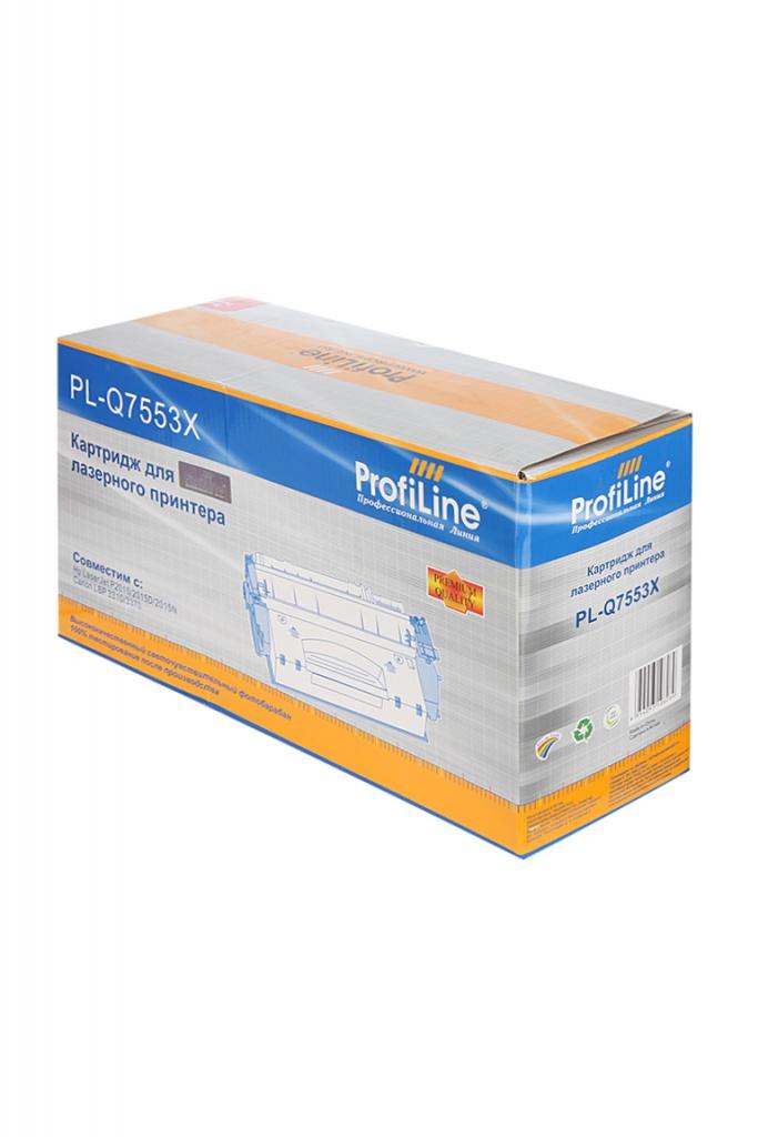 Аксессуар ProfiLine PL-Q7553X/715 for HP LJP2010/P2014/P2015/2015d/2015n/M2727/M2727nf/M2727 7000 копий