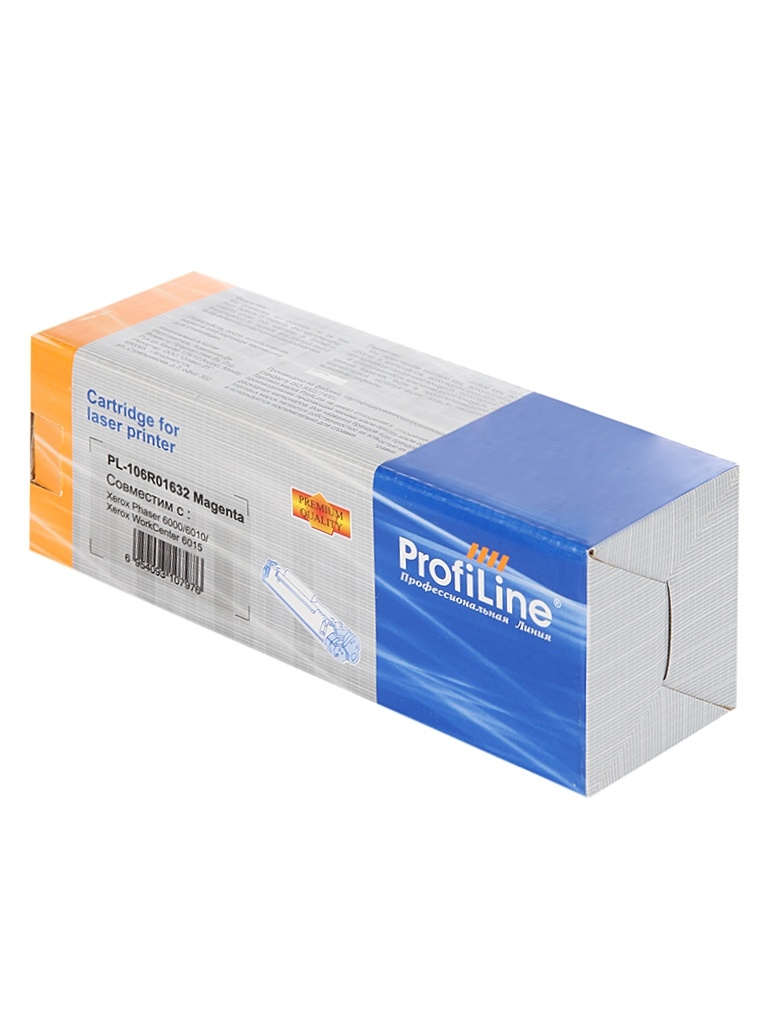 Картридж ProfiLine PL-106R01632 for Rank Xerox Phaser 6000/6010/6015 Magenta 1400 копий<br>