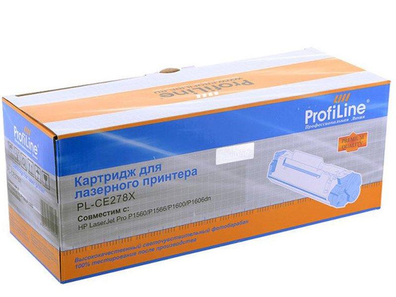 �������� ProfiLine PL-CE278X/726/728 for HP P1560/P1566/P1600/P1606dn/M1536/Canon MF4410/4420/4430/4450/4550d/4570d/4580dn/4870dn/D520/LBP-6200D 2500 �����<br>