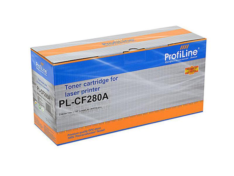 Аксессуар ProfiLine PL-CF280A for HP 400/M401/425 2700 копий