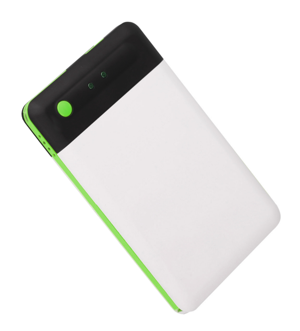 Аккумулятор HIPER Power Bank KIT2500 2500 mAh Green