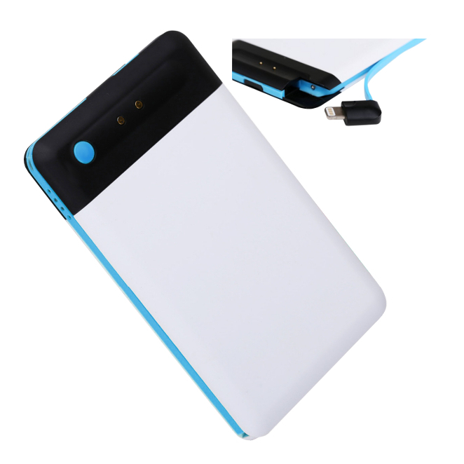 Аккумулятор HIPER Power Bank KIT2500+ 2500 mAh Blue