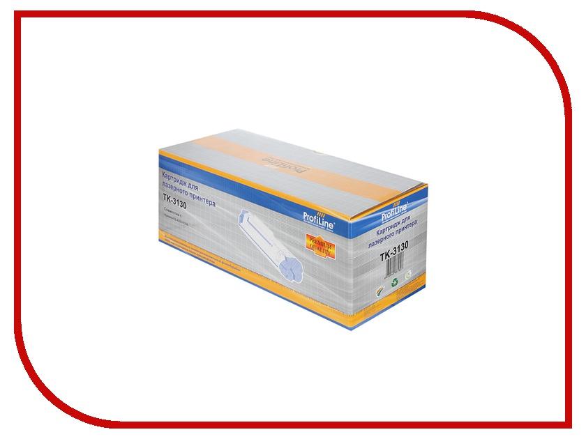 Картридж ProfiLine PL-TK-3130 for Kyocera FS-4200/4300 15500 копий eosuns ccfl angel eye led daytime running light drl halogen fog light projector lens for volkswagen tiguan 2010 12