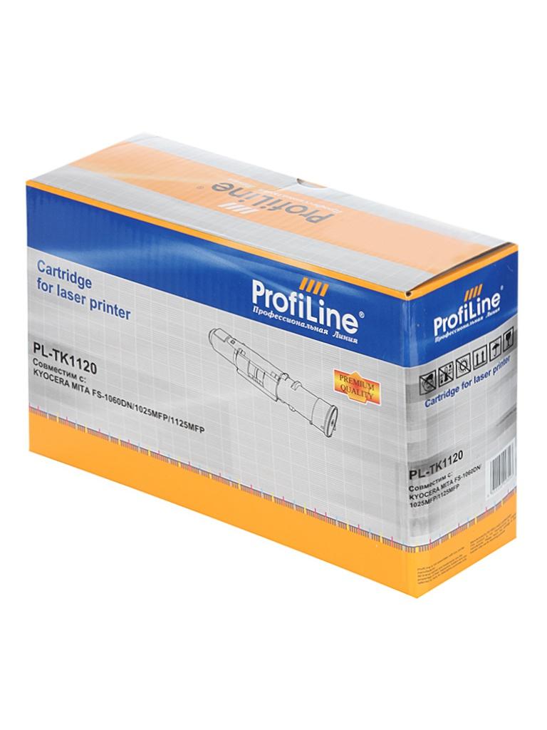 цена на Картридж ProfiLine PL-TK-1120 for Kyocera FS-1060DN/1125MFP/1025MFP 3000 копий