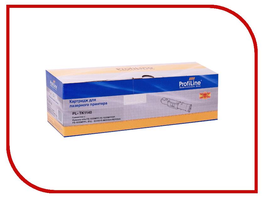 Картридж ProfiLine PL-TK-1140 for Kyocera FS-1035MFP/FS-1035MFP/DP/FS-1035MFP/L/FS-1135MFP/M2035DN/M2535DN 7200 копий<br>