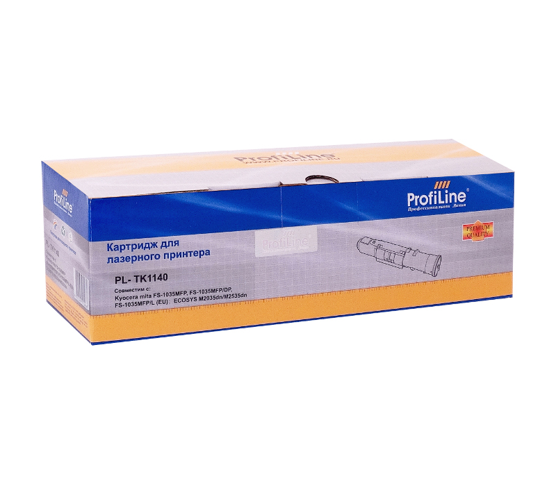 Картридж ProfiLine PL-TK-1140 for Kyocera FS-1035MFP/FS-1035MFP/DP/FS-1035MFP/L/FS-1135MFP/M2035DN/M2535DN 7200 копий