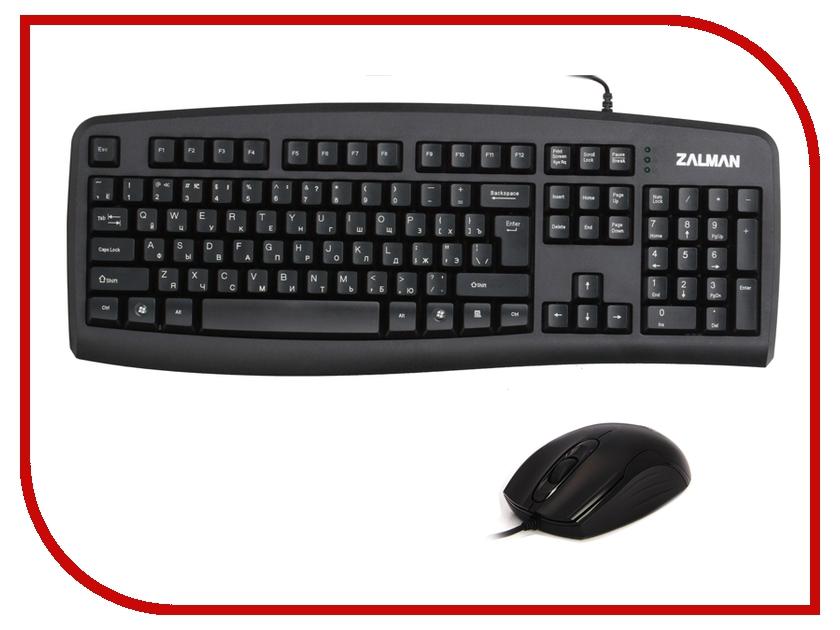 Набор Zalman ZM-K380 Combo USB