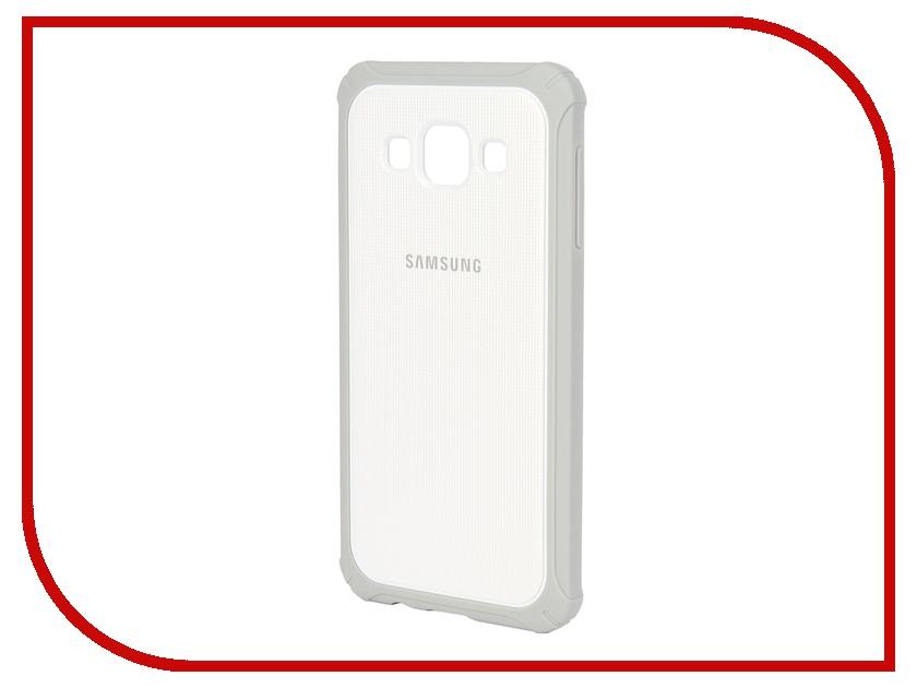Аксессуар Чехол-накладка Samsung SM-A300 Galaxy A3 ProtectiveCover Grey SAM-EF-PA300BSEGRU<br>