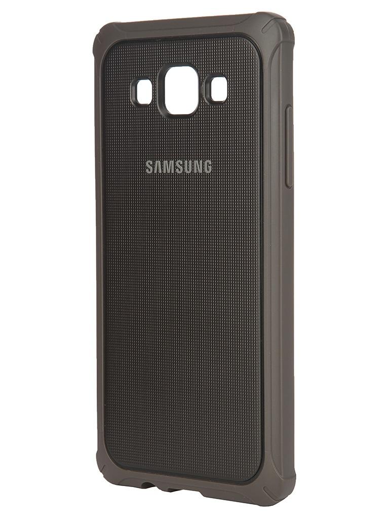 Аксессуар Чехол Samsung SM-A500F Galaxy A5 ProtectiveCover Brown SAM-EF-PA500BAEGRU