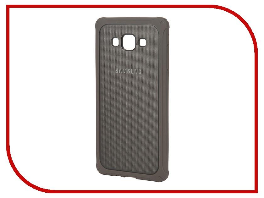 Аксессуар Чехол-накладка Samsung Galaxy A7 ProtectiveCover Brown-Grey SAM-EF-PA700BAEGRU<br>