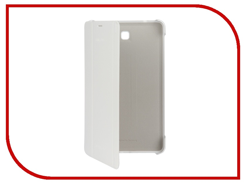 Аксессуар Чехол for Samsung SM-T330 / SM-T331 Galaxy Tab 4 8.0 BookCover SAM-EF-BT330BWEGRU White<br>