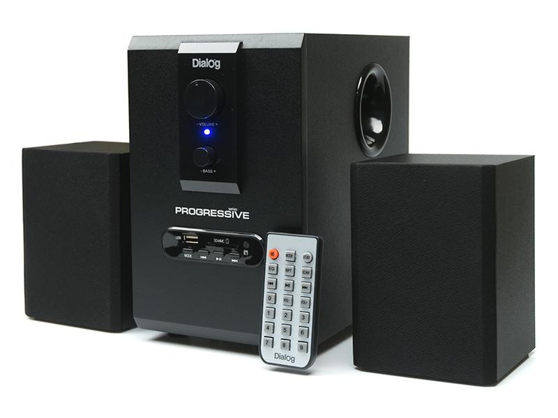 Колонка Dialog Progressive AP-150 Black