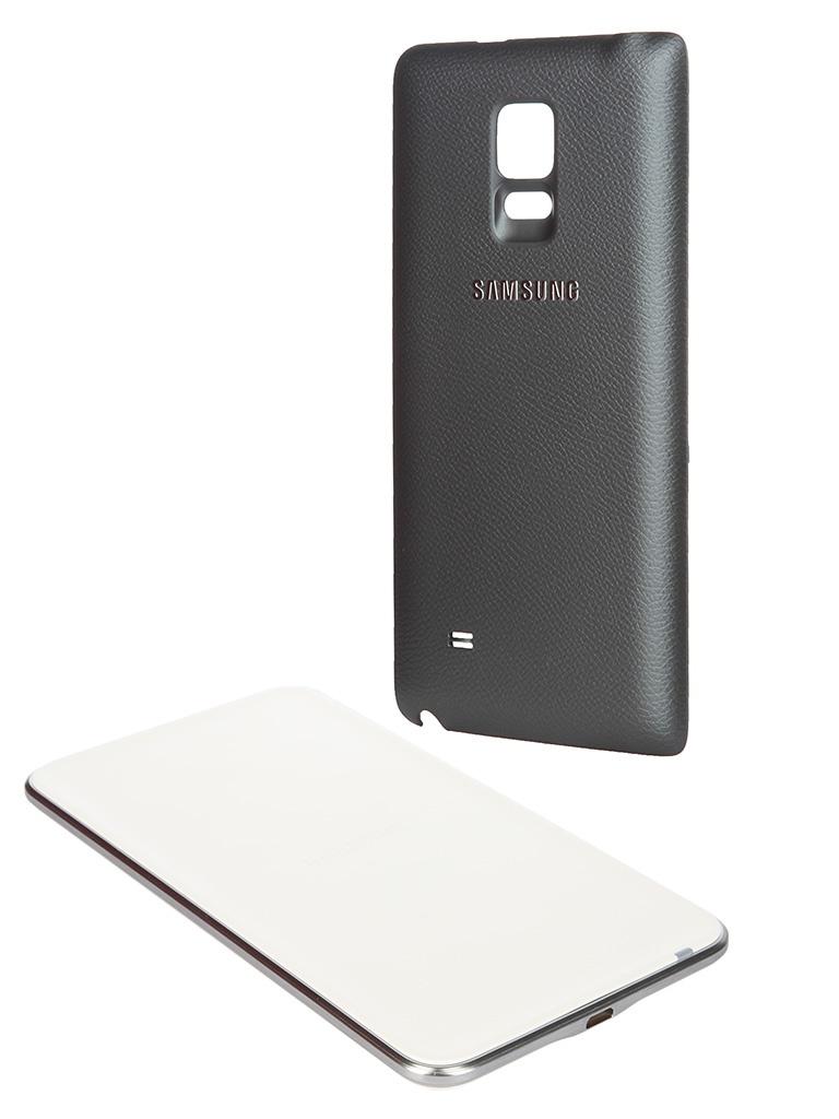Аксессуар Задняя крышка Samsung N9150 Galaxy Note Edge EP-WN915IBRGRU Black для беспроводной зарядки