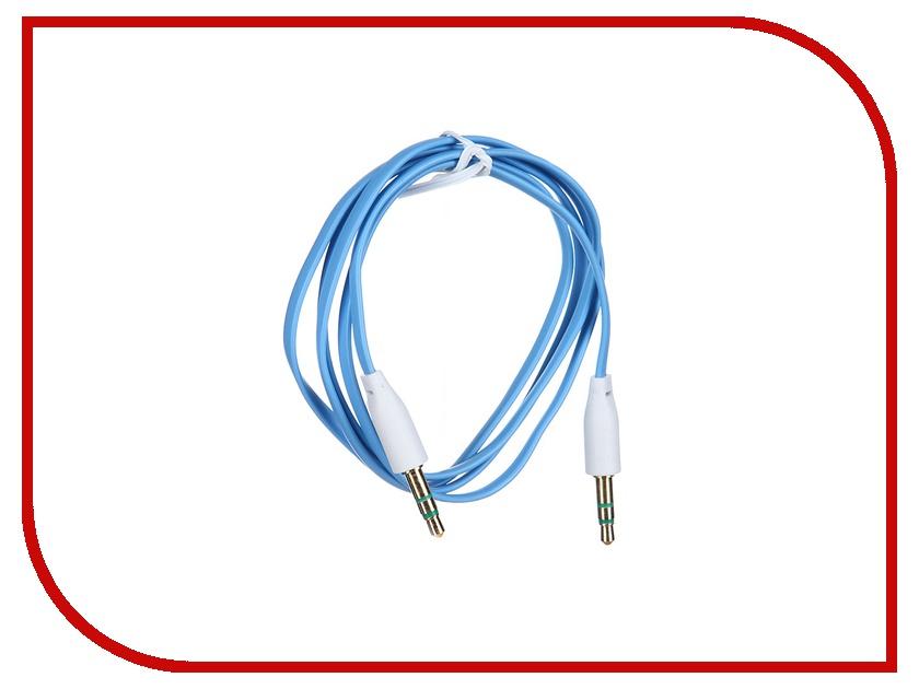 Аксессуар Oxion 3.5 Jack/M 1m OX-AUX001BL Blue