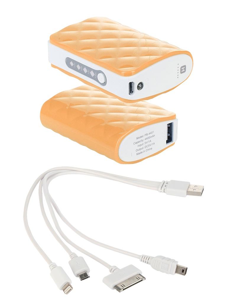 Аккумулятор HARPER PB-4401 4400 mAh Yellow