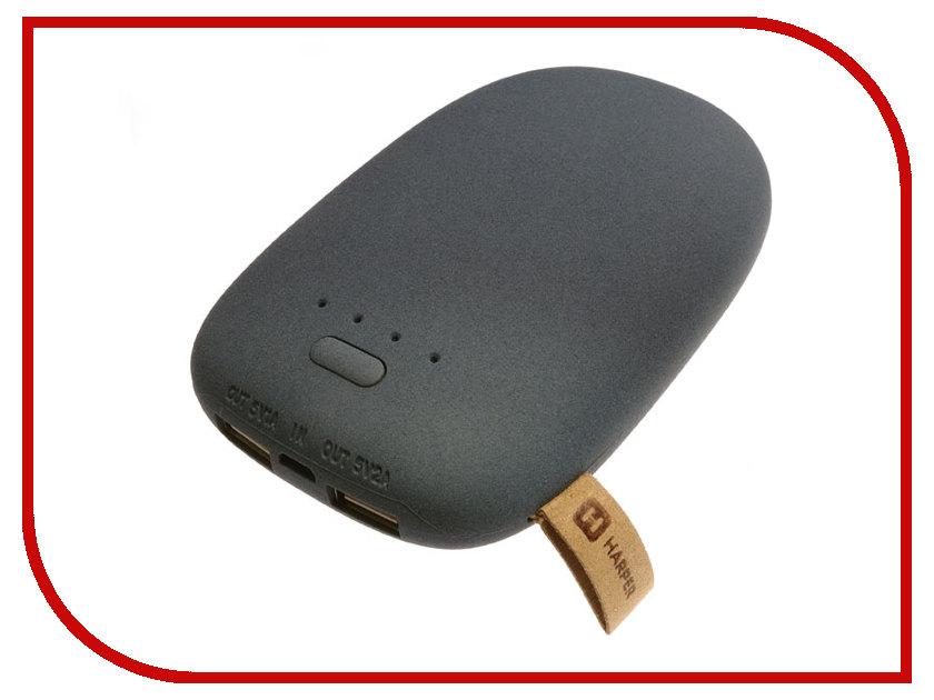Аккумулятор HARPER PBS-8801 8800 mAh Grey<br>