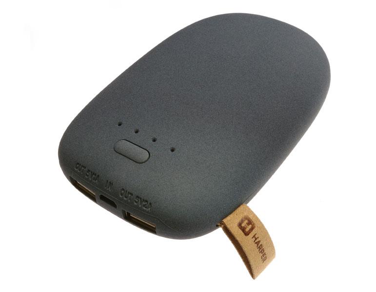 ����������� HARPER PBS-8801 8800 mAh Grey