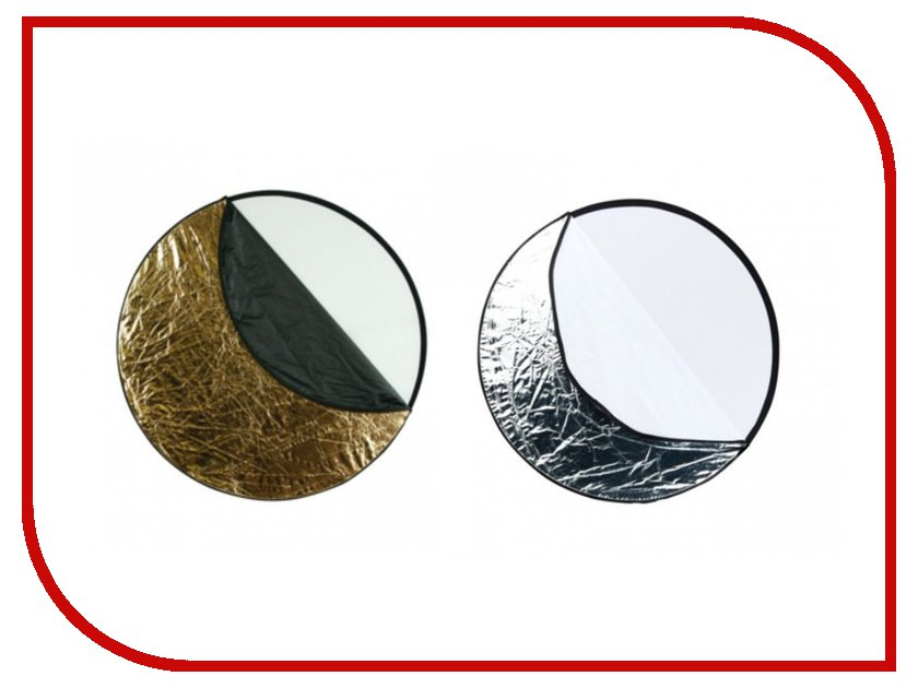 Светоотражатель Westcott Basics 5-in-1 Reflector 102cm 301<br>