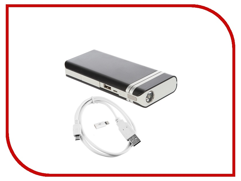 все цены на Аккумулятор KS-is KS-230 20000mAh Black онлайн