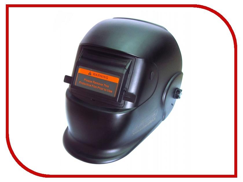 Маска сварщика Aurora Black Glass с поднимающимся светофильтром