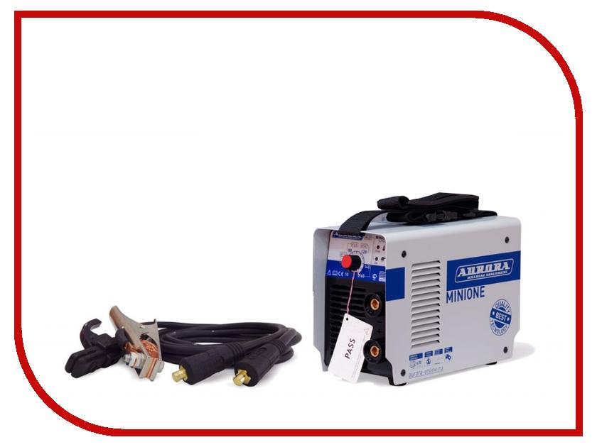 Сварочный аппарат Aurora Minione 2000 сварочный аппарат aurora ultimate 300
