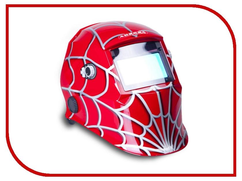Маска сварщика Aurora Хамелеон SUN7 Spider маска сварочная хамелеон aurora sun7 черно красная