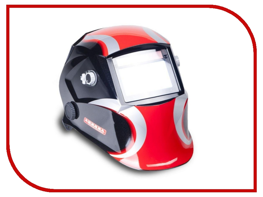 Маска сварщика Aurora Хамелеон SUN7 Black-Red маска сварочная хамелеон aurora sun7 черно красная