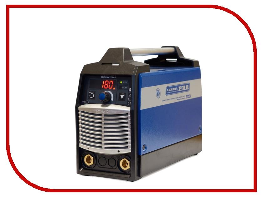 Сварочный аппарат Aurora Pro Stickmate 180 сварочный инвертор aurora pro stickmate 180 igbt 12857
