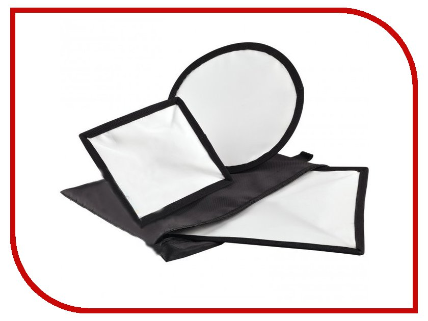 �������� Westcott Educational Flash Softbox Kit 268