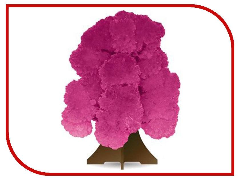 Набор для выращивания кристаллов Bumbaram Волшебное дерево CD-015-1 / CD-115 Pink наборы для выращивания растений вырасти дерево набор для выращивания ель канадская голубая