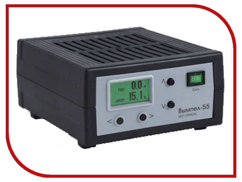 Зарядное устройство для автомобильных аккумуляторов Вымпел 55<br>