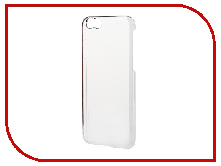 Аксессуар Чехол Muvit Crystal Case для iPhone 6 MUCRY0030<br>