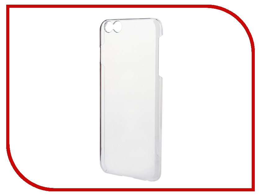 Аксессуар Чехол Muvit Crystal Case for iPhone 6 Plus MUCRY0033<br>