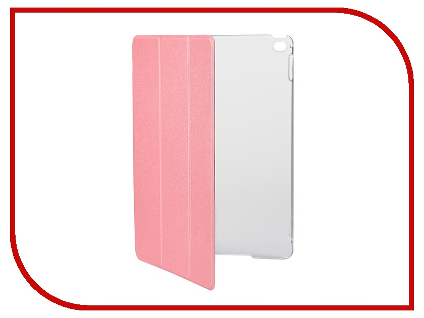 Аксессуар Чехол APPLE iPad Air 2 Muvit Smart Stand Case Pink MUCTB0295<br>