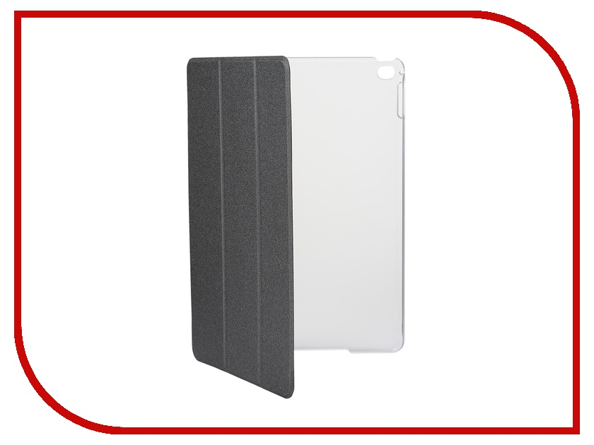 Аксессуар Чехол APPLE iPad Air 2 Muvit Smart Stand Case Grey MUCTB0292