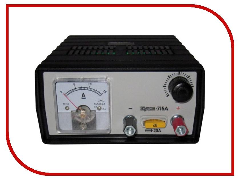 Зарядное устройство для автомобильных аккумуляторов Кулон 715A<br>