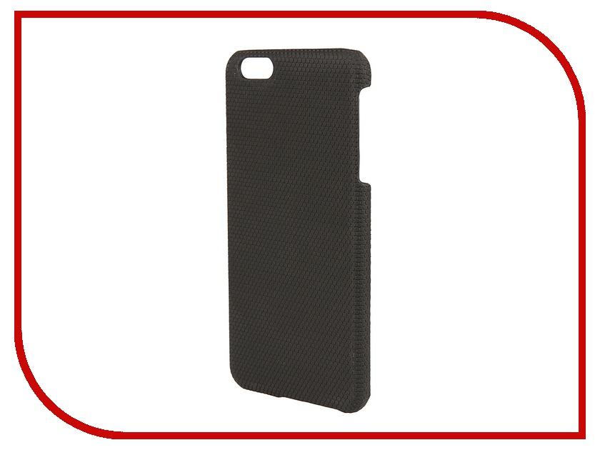 Аксессуар Защитная панель Leitz Complete Smart Grip для iPhone 6 Plus 63570095 Black<br>