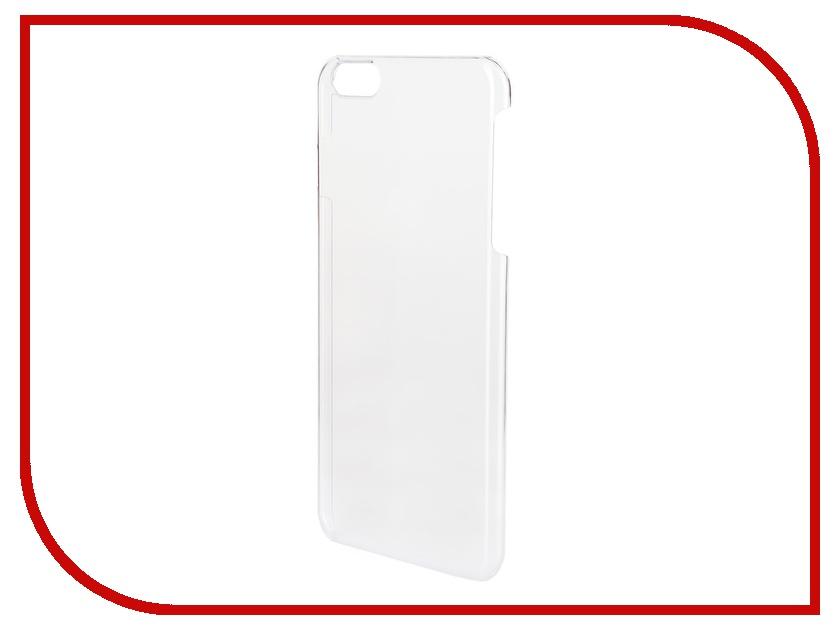 Аксессуар Защитная панель Leitz Complete для iPhone 6 Plus 63760002 Transparent<br>