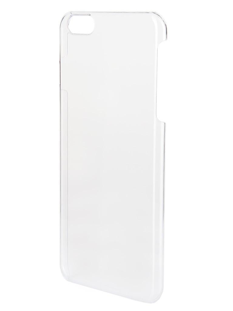 Аксессуар Защитная панель Leitz Complete for iPhone 6 Plus 63760002 Transparent от Pleer