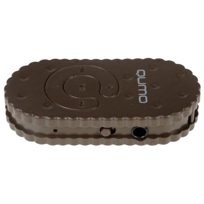 Плеер Qumo Biscuit Chocolate<br>